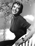 Publicity Shot Framed Prints - Natalie Wood, Warner Brothers, C Framed Print by Everett