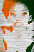 African Digital Art Posters - Natasha Poster by Irina  March