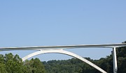 Natchez Trace Framed Prints - Natchez Trace Bridge Framed Print by James Collier