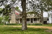 Nathan Bedford Forrest Boyhood Home 4 Print by Douglas Barnett