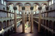 Architectural Details Prints - National Building Museum Interior Print by Sisse Brimberg