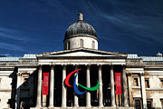 Great Britain Art - National Gallery by John Rizzuto