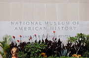 National Museum Of America History Framed Prints - National Museum of American History Framed Print by LeeAnn McLaneGoetz McLaneGoetzStudioLLCcom