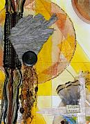 Catcher Mixed Media Originals - Native America by Terry Honstead