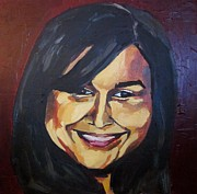 Diversity Paintings - Native American by Seren Moran