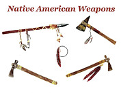 Michael Vigliotti - Native American Weapons