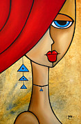 Picasso Prints - Native Print by Tom Fedro - Fidostudio