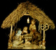 Sorin Apostolescu - Nativity - on request