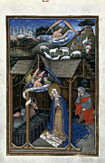 Nativity Prints - Nativity Print by Granger