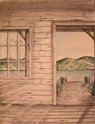 Cabin Window Originals - Natural Light by Troy Cleveland II