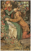 Eleanor Prints - Natural Magic Print by Eleanor Fortescue-Brickdale