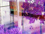 Impressionism Photos - Nature Meets Alternate Reality 17-2-2 by Lenore Senior