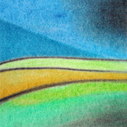 Etching Pastels - Nature by Soft Pastel Paintings