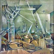 Glenn Bautista - Nature-technology 1983