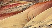 Hills Photos - Natures Palette by Mike  Dawson