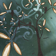 Whimsy Posters - Natures Whimsy 1 by MADART Poster by Megan Duncanson