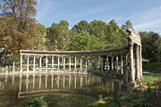 Bassin Art - Naumachie Colonnade by Fabrizio Ruggeri