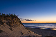 Massachusettes Prints - Nauset Beach Sunrise Print by John Greim