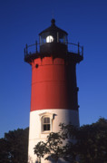 Massachusetts Art - Nauset Light by John Greim