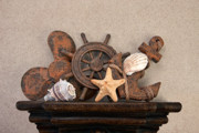 Anchor Photos - Nautical Still Life III by Tom Mc Nemar