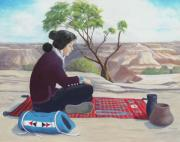 Frances  Dillon - Navajo Canyons