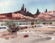New Mexico Originals - Navajoland by Donald Maier