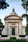Annapolis Md Prints - Naval Academy Chapel Print by JC Findley