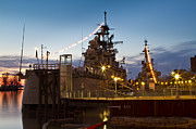 Little Rock Framed Prints - Naval Park Framed Print by Chuck Alaimo