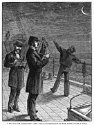 Sideburns Prints - Navigation, 1871 Print by Granger