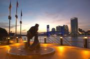 Florida Bridge Photo Originals - Navy Memorial by Joseph Williams