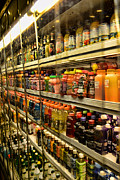 Grocery Store Photo Prints - Need a drink? Print by Paul Ward