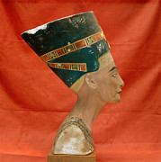 Destination Personality Posters - Nefertiti, Ancient Egyptian Queen Poster by Science Source