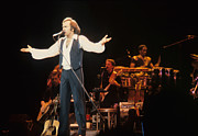Jazz Singer Prints - Neil Diamond Print by Rich Fuscia