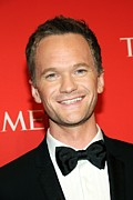 Influential Framed Prints - Neil Patrick Harris At Arrivals Framed Print by Everett