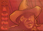 Neil Young Print by Matthew Stennett