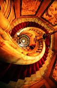Staircase Digital Art - Neo Renaissance by John Galbo