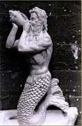 Plaque Reliefs - Neptune by Patrick Rankin