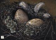 Nesting Print by Adam Zebediah Joseph