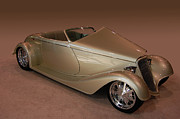 Classic Ford Roadster Prints - Neutral Density Print by Bill Dutting