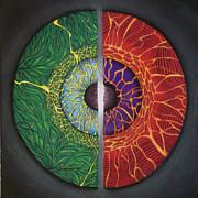 Neutral Vision Print by Donovan Hubbard