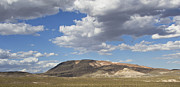 Pretty Clouds Prints - Nevada - Desert Panorama Print by Brendan Reals