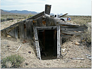 Julie Townsend - Nevada Ruins