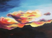 Suzanne  Marie Leclair - Nevada Sunset