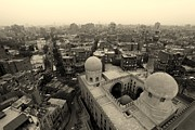 Middle East Photo Posters - Never-ending Cairo Poster by Arjun Purkayastha · travel & fine art photography ·