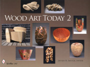 Scott Reuman - New Book Wood Art Today
