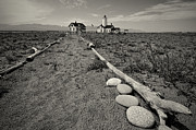 New Dungeness Lighthouse Print by Dan Mihai