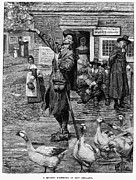 New England: Quaker, 1660 Print by Granger