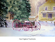 Katherine  Berlin - New England Traditions