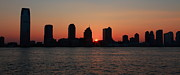 New Jersey Photo Originals - New Jersey Skyline by Harrie Haaima