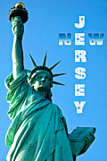 Sell The Freedom Prints - New Jersey Print by Syed Aqueel